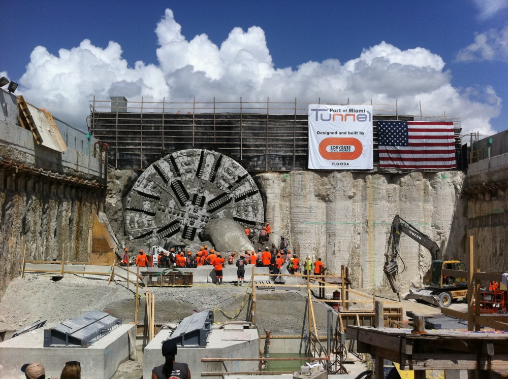 View_of_TBM_Cutterhead_and_Tunnel_Workers_Exiting_Machine.jpg