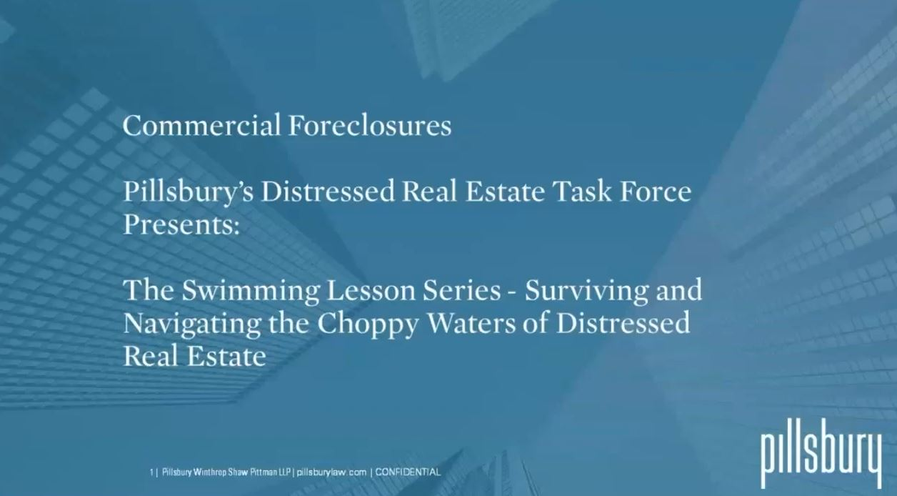 Commerical-Foreclosures